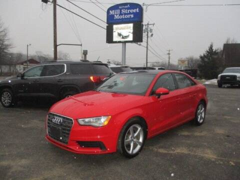 2016 Audi A3 for sale at Mill Street Motors in Worcester MA