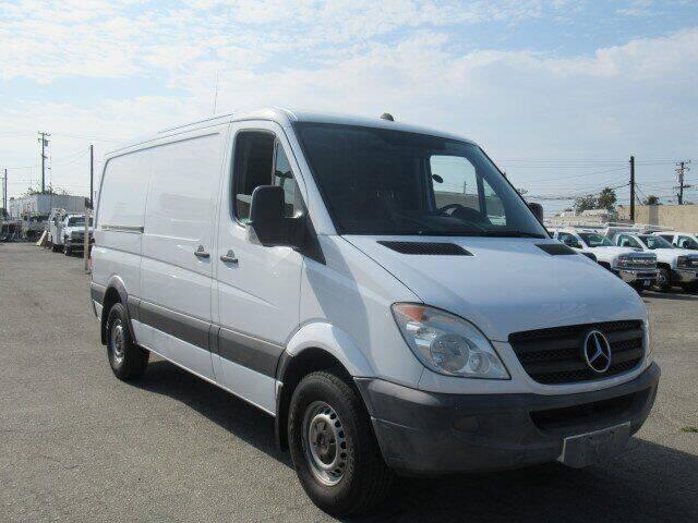 2012 Mercedes-Benz Sprinter Cargo for sale at Atlantis Auto Sales in La Puente CA