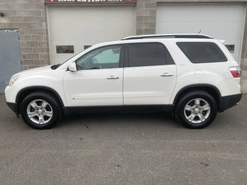 2009 GMC Acadia for sale at Pafumi Auto Sales in Indian Orchard MA