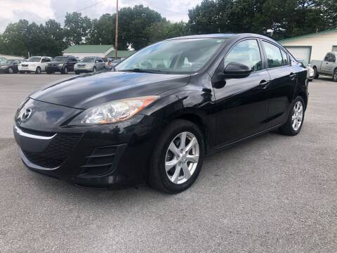 2010 Mazda MAZDA3 for sale at Morristown Auto Sales in Morristown TN