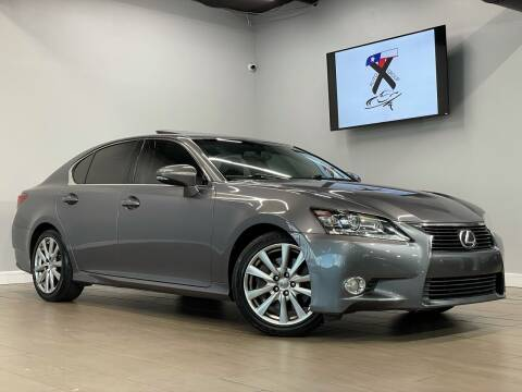 2013 Lexus GS 350 for sale at TX Auto Group in Houston TX