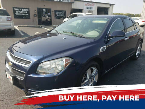 2009 Chevrolet Malibu for sale at Used Car Factory Sales & Service Troy in Troy OH