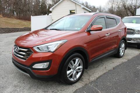 2013 Hyundai Santa Fe Sport for sale at Mayer Motors of Pennsburg - Green Lane in Green Lane PA