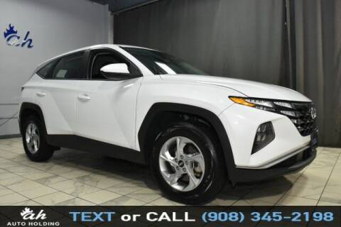 2022 Hyundai Tucson for sale at AUTO HOLDING in Hillside NJ