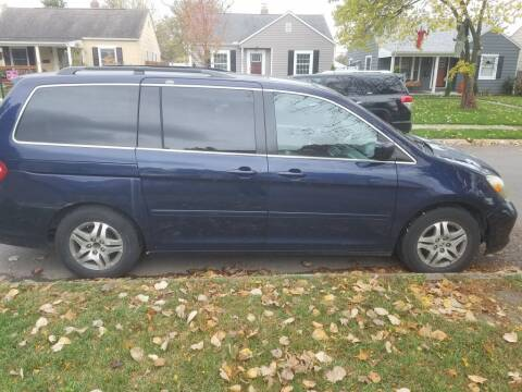 2007 Honda Odyssey for sale at REM Motors in Columbus OH