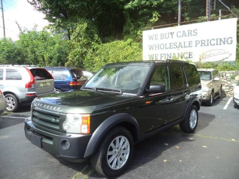 2008 Land Rover LR3 for sale in Naugatuck, CT