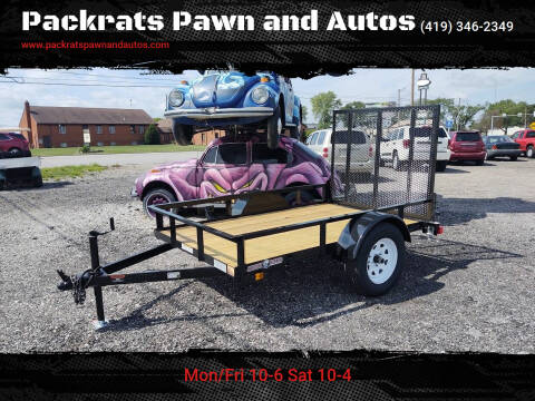 2020 Currahee Trailers Inc. L508 for sale at Packrats Pawn and Autos in Defiance OH