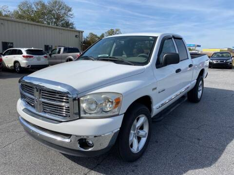 2008 Dodge Ram Pickup 1500 for sale at Brewster Used Cars in Anderson SC