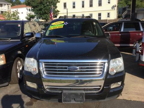 2006 Ford Explorer for sale at Olsi Auto Sales in Worcester MA