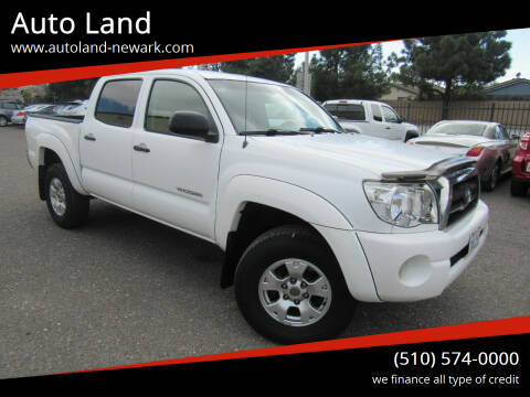 2005 Toyota Tacoma for sale at Auto Land in Newark CA