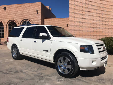 2008 Ford Expedition EL for sale at Freedom  Automotive in Sierra Vista AZ