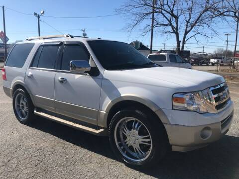 2009 Ford Expedition for sale at Cherry Motors in Greenville SC