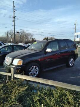 2006 GMC Envoy for sale at D and D All American Financing in Warren MI