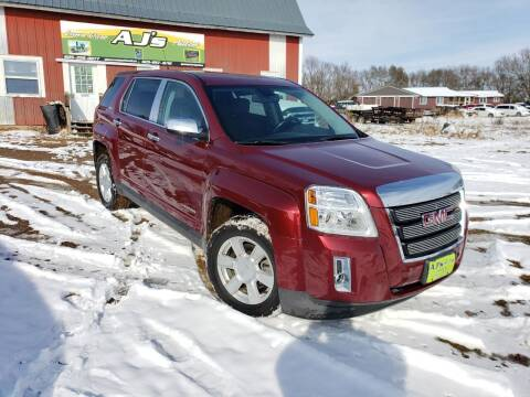 2010 GMC Terrain for sale at AJ's Autos in Parker SD
