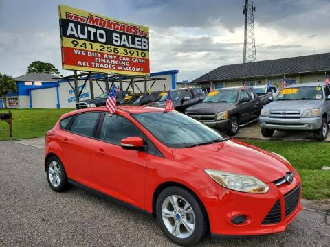 2013 Ford Focus for sale at Mox Motors in Port Charlotte FL