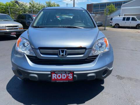2007 Honda CR-V for sale at Rod's Automotive in Cincinnati OH