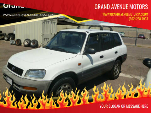 1997 Toyota RAV4 for sale at Grand Avenue Motors in Phoenix AZ