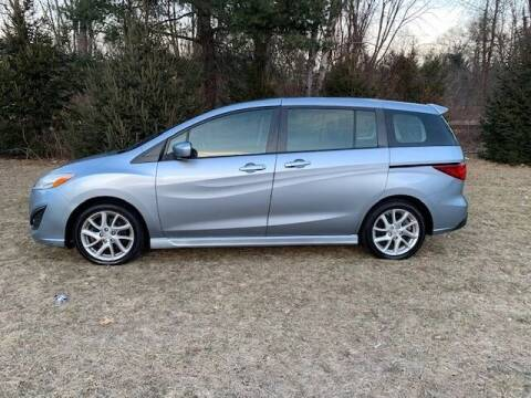 2012 Mazda MAZDA5 for sale at Broadway Motor Sales and Auto Brokers in North Chelmsford MA