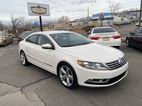 2013 Volkswagen CC for sale at CarSmart Auto Group in Murray UT