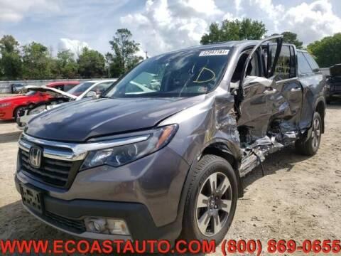 2018 Honda Ridgeline for sale at East Coast Auto Source Inc. in Bedford VA