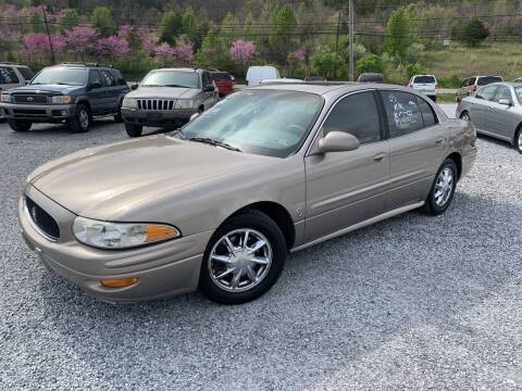 2003 Buick LeSabre for sale at Bailey's Auto Sales in Cloverdale VA