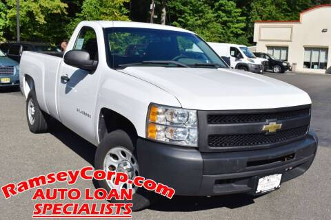2011 Chevrolet Silverado 1500 for sale at Ramsey Corp. in West Milford NJ