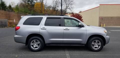2012 Toyota Sequoia for sale at Lehigh Valley Autoplex, Inc. in Bethlehem PA