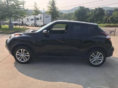 2015 Nissan JUKE for sale at HIGHWAY 12 MOTORSPORTS in Nashville TN
