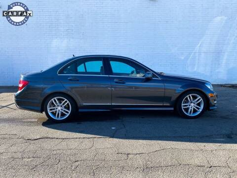 2014 Mercedes-Benz C-Class for sale at Smart Chevrolet in Madison NC