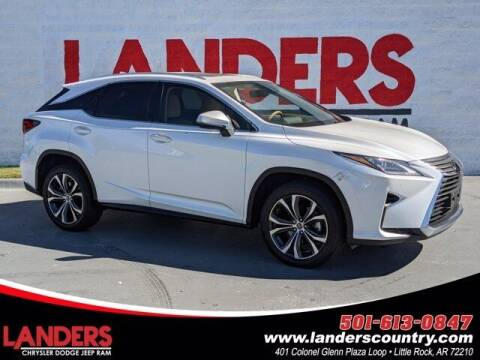 2019 Lexus RX 350 for sale at The Car Guy powered by Landers CDJR in Little Rock AR
