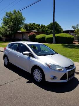 2012 Ford Focus for sale at Premier Motors AZ in Phoenix AZ