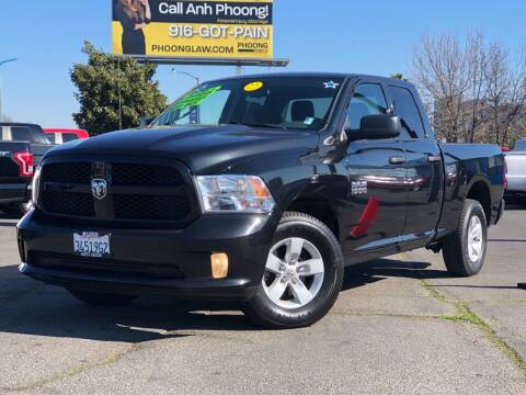 2017 RAM Ram Pickup 1500 for sale at LUGO AUTO GROUP in Sacramento CA
