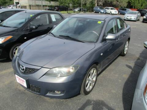 2009 Mazda MAZDA3 for sale at Affordable Autos in Wichita KS