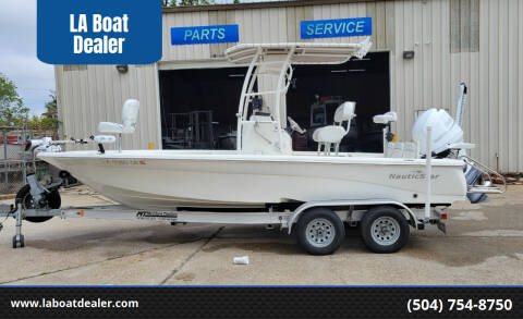 2014 Nautic Star 214 XTS for sale at LA Boat Dealer - Bay Boats in Metairie LA
