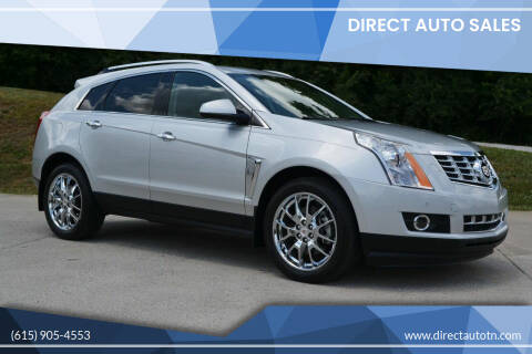 2013 Cadillac SRX for sale at Direct Auto Sales in Franklin TN