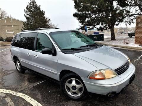 2001 Ford Windstar for sale at CarDen in Denver CO