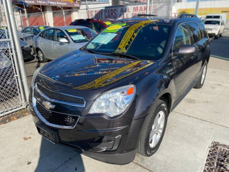 2013 Chevrolet Equinox for sale at Middle Village Motors in Middle Village NY