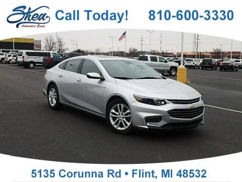 2018 Chevrolet Malibu for sale at Jamie Sells Cars 810 - Linden Location in Flint MI