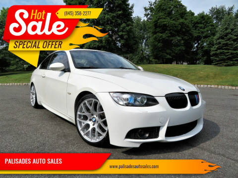 2009 BMW 3 Series for sale at PALISADES AUTO SALES in Nyack NY