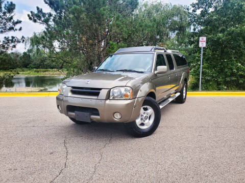 2002 Nissan Frontier for sale at Excalibur Auto Sales in Palatine IL