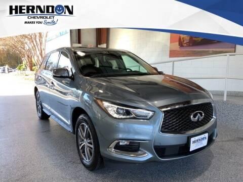 2019 Infiniti QX60 for sale at Herndon Chevrolet in Lexington SC