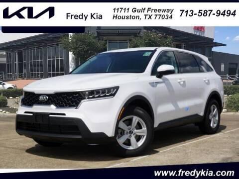 2021 Kia Sorento for sale at FREDY USED CAR SALES in Houston TX