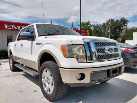 2010 Ford F-150 for sale at Empire Automotive Group Inc. in Orlando FL