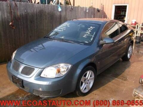 2007 Pontiac G5 for sale at East Coast Auto Source Inc. in Bedford VA