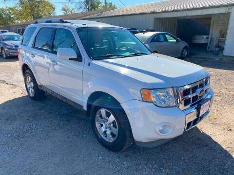 2009 Ford Escape for sale at Truck City Inc in Des Moines IA