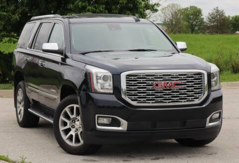 2018 GMC Yukon for sale at Big O Auto LLC in Omaha NE