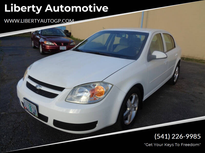 2006 Chevrolet Cobalt for sale at Liberty Automotive in Grants Pass OR