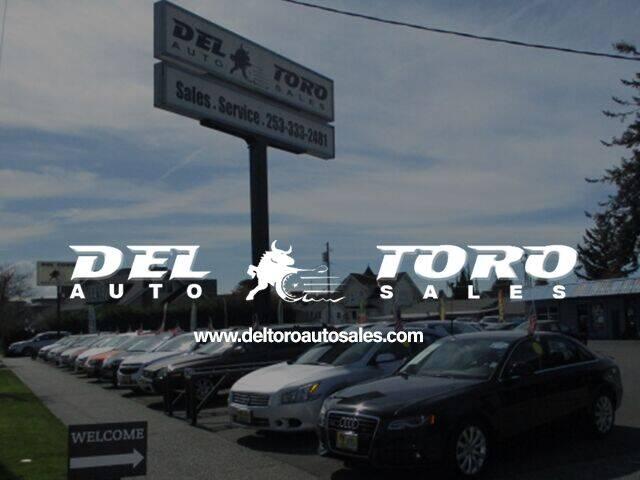 2008 Volkswagen Eos for sale at DEL TORO AUTO SALES in Auburn WA