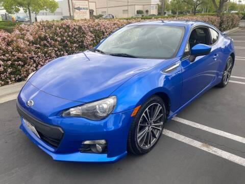 2013 Subaru BRZ for sale at Fiesta Motors in Winnetka CA