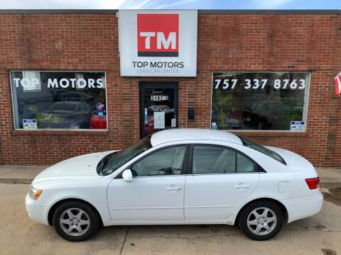 2006 Hyundai Sonata for sale at Top Motors LLC in Portsmouth VA